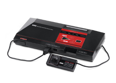 Sega Master System games and consoles for sale