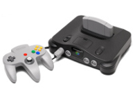 N64 games and consoles for sale