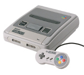 SNES games and consoles for sale