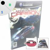 Nintendo Gamecube Need for Speed: Carbon