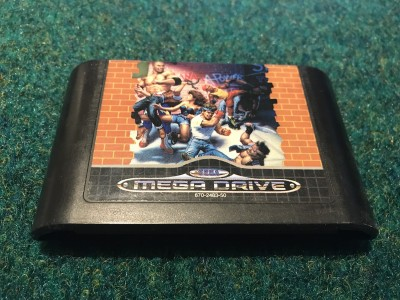Sega megadrive game Streets Of Rage 2 cart only