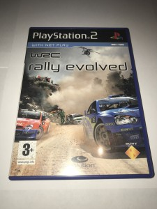 Sony PS2 WRC Rally Evolved (complete)