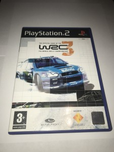 Sony PS2 WRC 3 (complete)