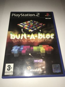 Sony PS2 Bust a bloc (complete)