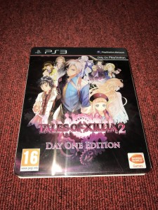 Sony Playstation 3 Tales of Xillia 2 day one edition