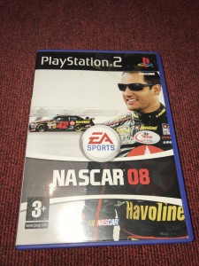 Sony Playstation 2 Nascar 08 game