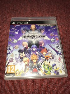 Sony Playstation 3 Kingdom Hearts 2.5 game