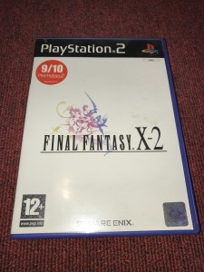 Sony Playstation 2 Final Fantasy x-2 game