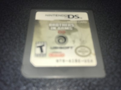Nintendo ds game Brothers in arms