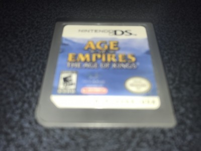 Nintendo ds game age of empires the age of kings