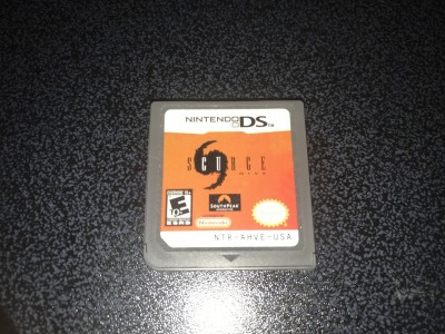 Nintendo ds game scurge hive