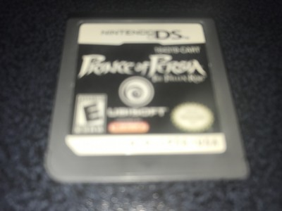 Nintendo ds game prince of persia the fallen king
