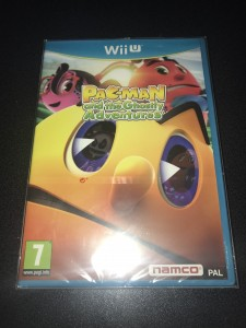 Wii U game Pacman and the ghostly adventures brand new sealed