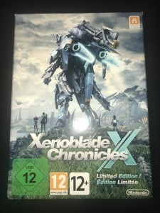 Wii u xenoblade chronicles x brand new and sealed